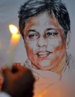 Lasantha Wikramatunge - killed on 8th January 2009