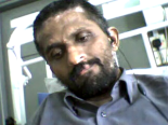 Jayantha after abduction and assault at GH, Colombo June 2009