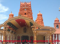 Nallur Kovil in Jaffna